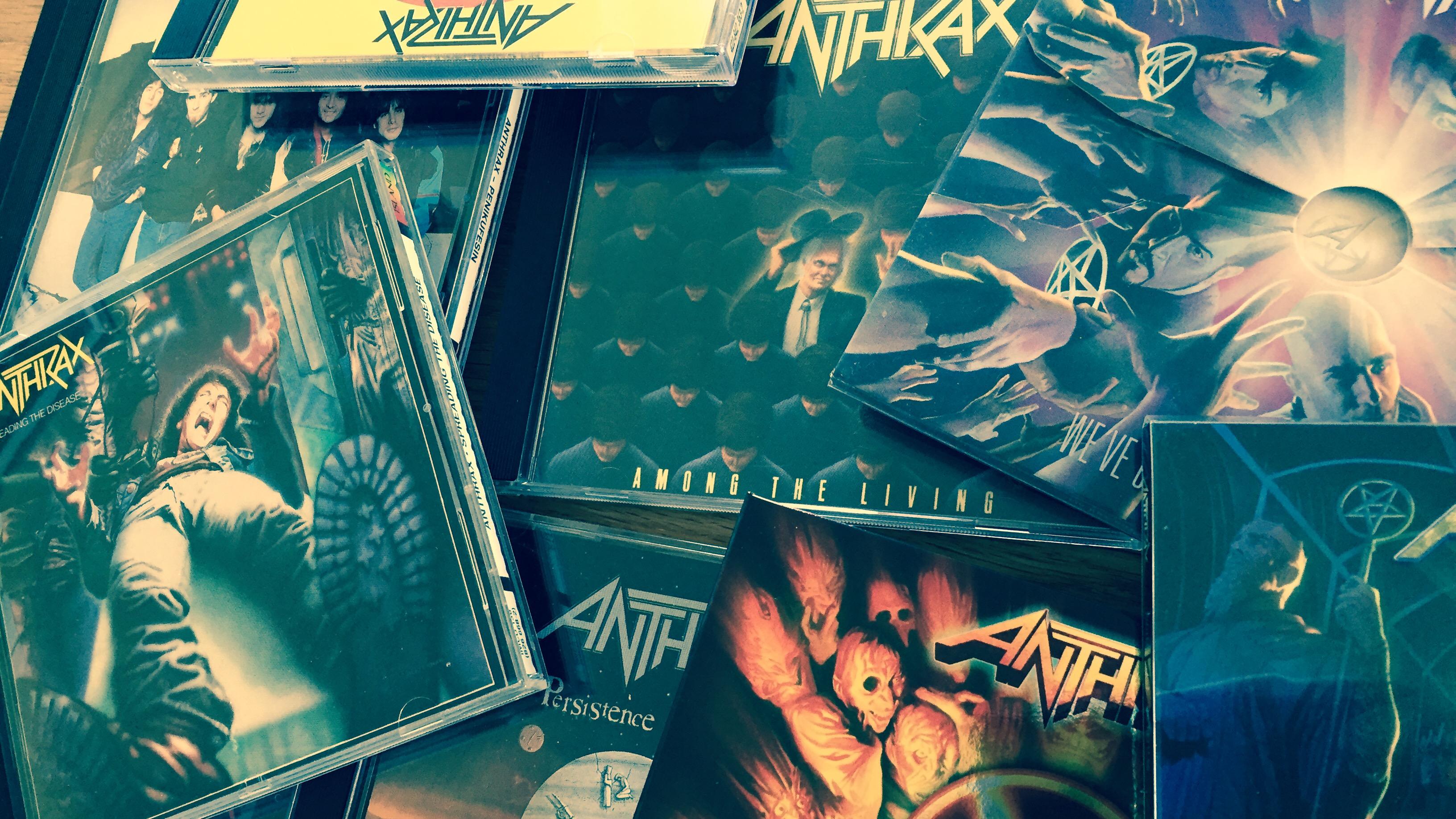 Anthrax Studio Albums Ranked «Worst To Best» – Albums That Rock